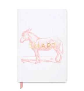 Smart ____ Hardcover Notebook