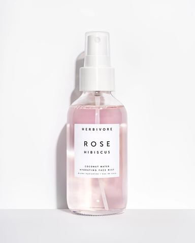 Rose Hibiscus Hydrating Face Mist, 4oz