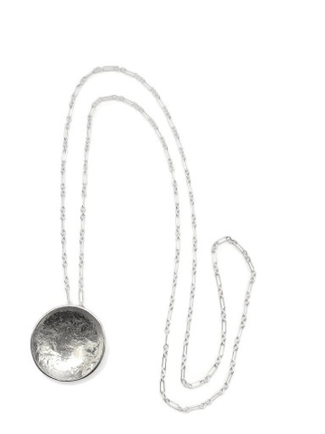 Lunar Landing Necklace, XL, Long