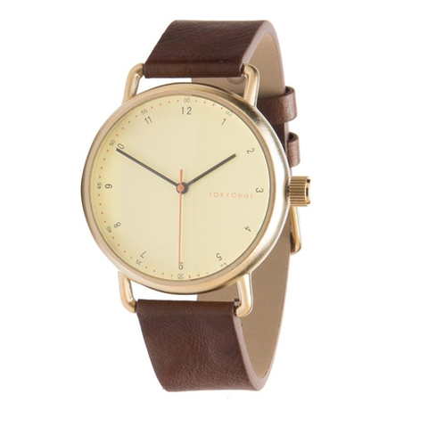 Hudson Watch, Gold
