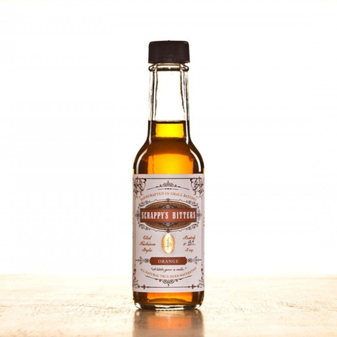 Scrappy's Orange Bitters, 187 ml