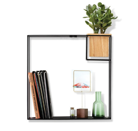 Cubist Floating Shelf, Large