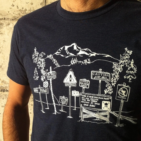 Backcountry T-Shirt