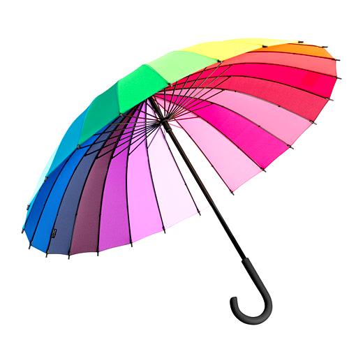 Umbrella, Colorwheel