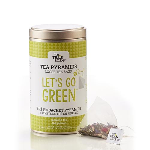 Go Green Jasmine Tea