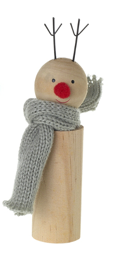 Bundled Reindeer