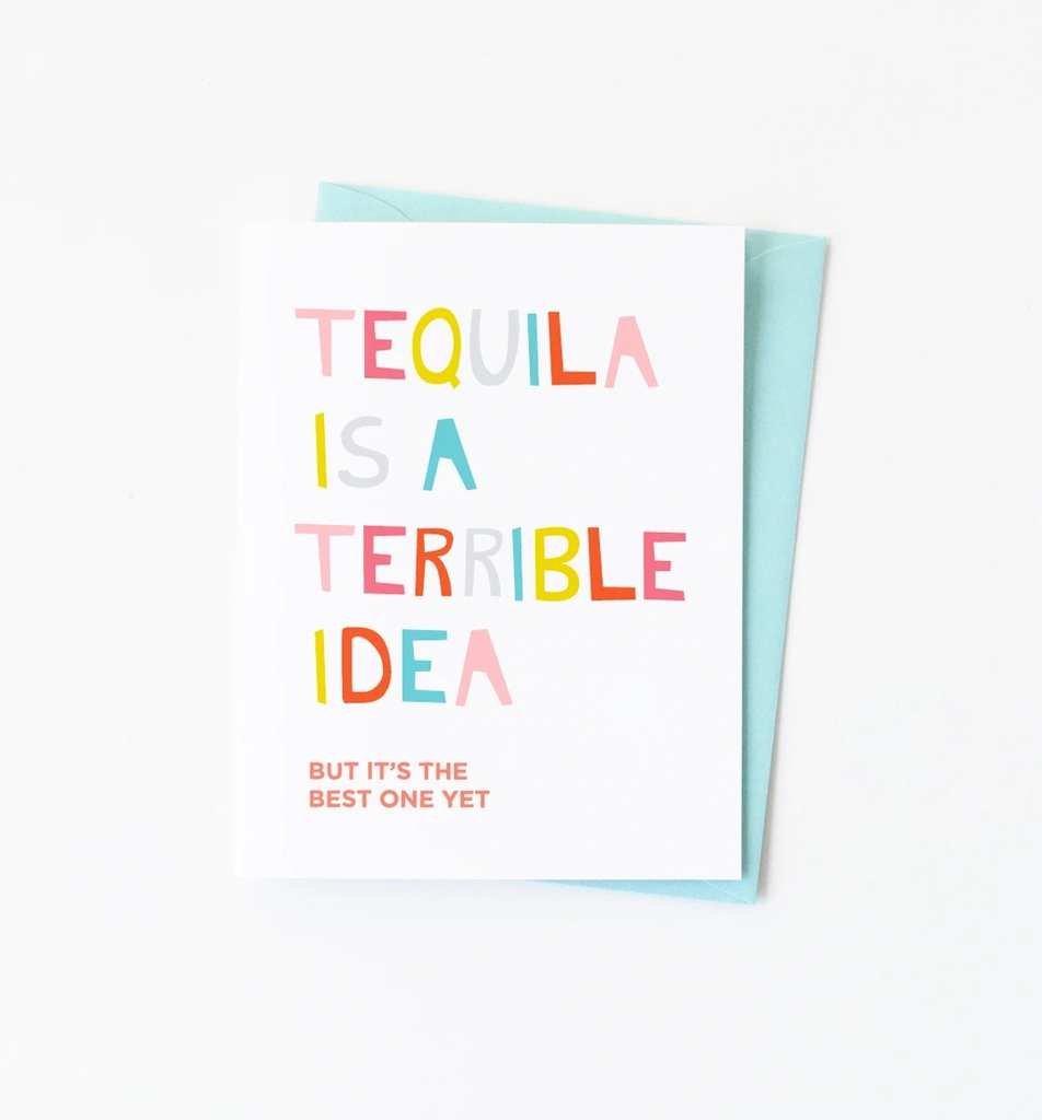 Terrible Idea Card