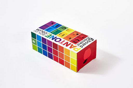 Pantone Mini-Board Book Set