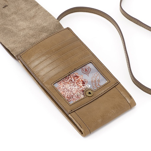 Token Crossbody Bag