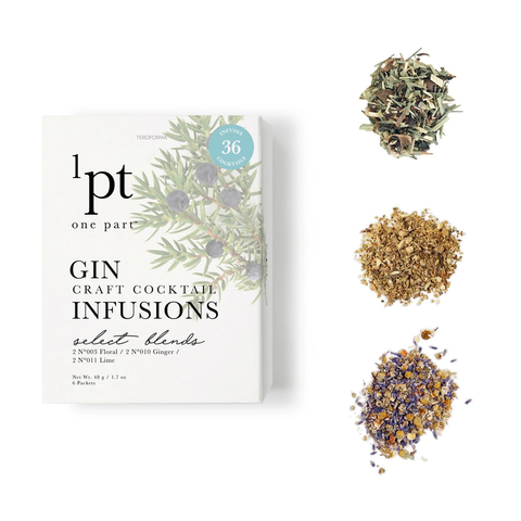 Infusion Pack, Gin