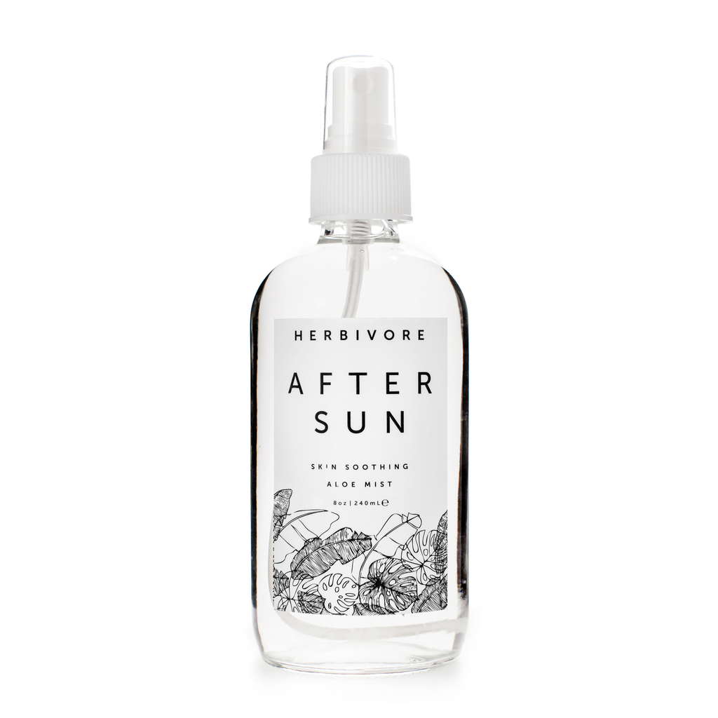 Herbivore After Sun Soothing Aloe Mist, 8 oz.