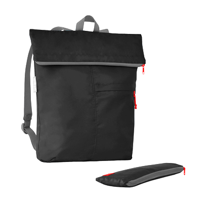 Flip & Tumble Backpack, Black