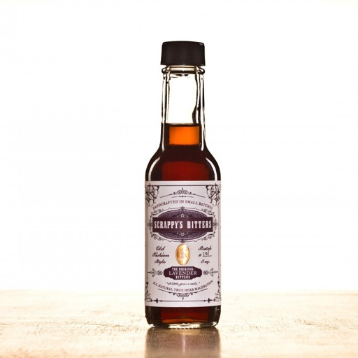 Scrappy's Lavender Bitters, 187 ml