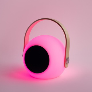 Vibe Bluetooth Speaker + Color changing lantern