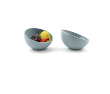 Bamboo Bowl, X-Small Stone
