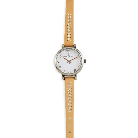 Carina Watch, Tan