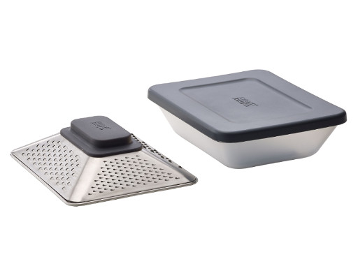 Prism Box Grater and Storage