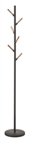 Coat Rack, Black