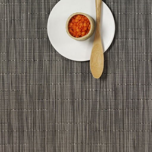 Placemat, Bamboo, Grey Flannel, Rectangle