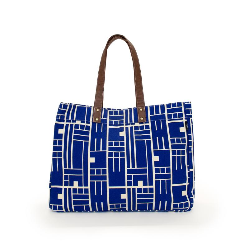 Canvas Carryall Tote, Tribeca