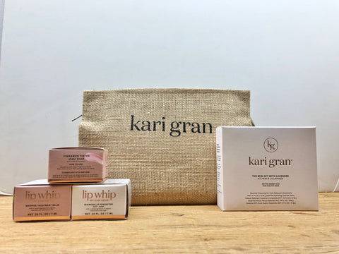 Fundraiser Item - Fresh Face Kit by Kari Gran ($60 donation)