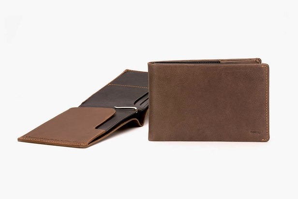 Bellroy Wallet, Travel, Cocoa