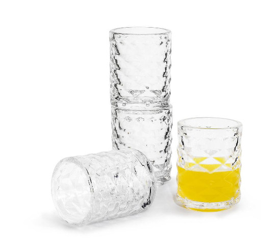 Club Shot Glasses, Set of 4
