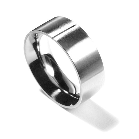 kmr117 stainless Ring