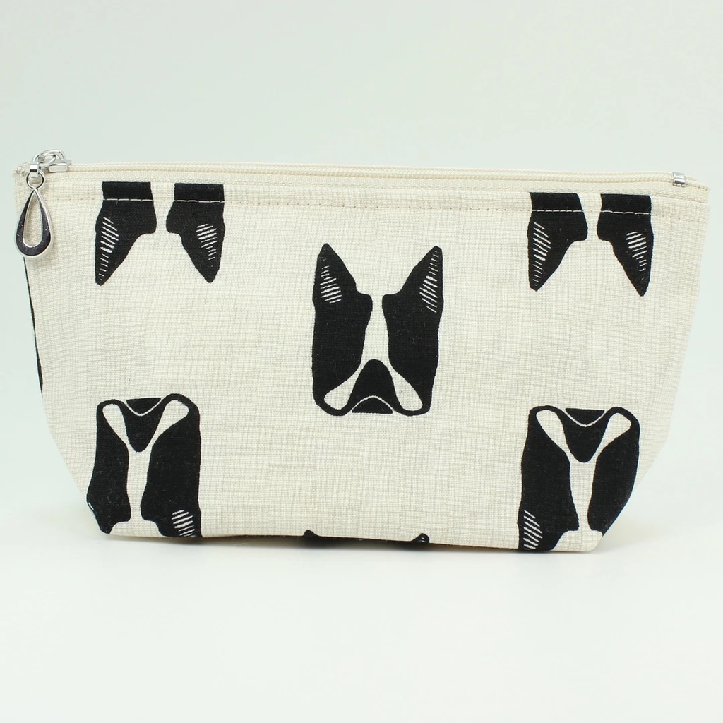 Zippered Pouch, Dogs