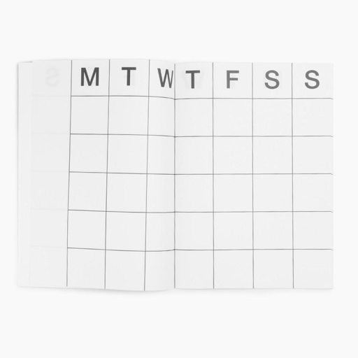 Monthly Planner, Large