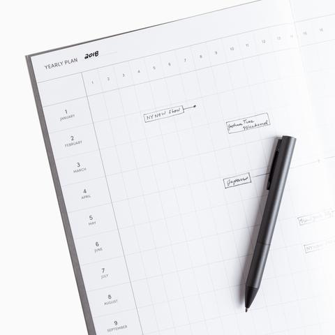 Project Planner, Slate