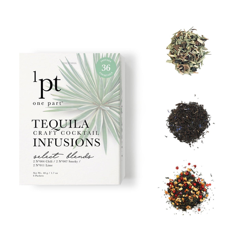 Infusion Pack, Tequila