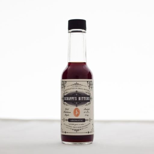 Scrappy's Aromatic Bitters 187ml