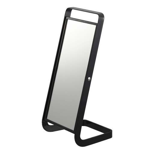 Tower Mirror, Black