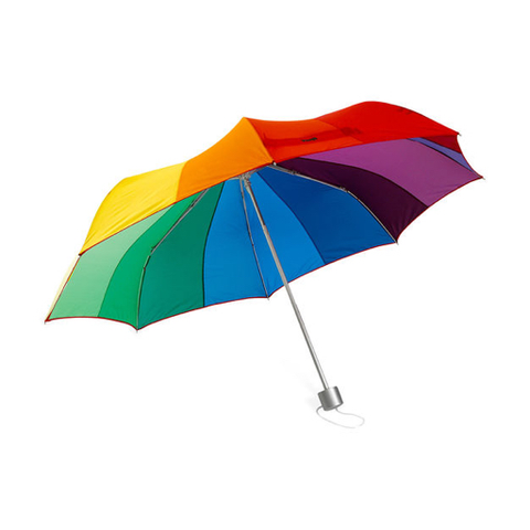 Colorwheel Umbrella, Collapsible