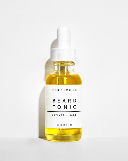 Vetiver + Sage Beard Tonic