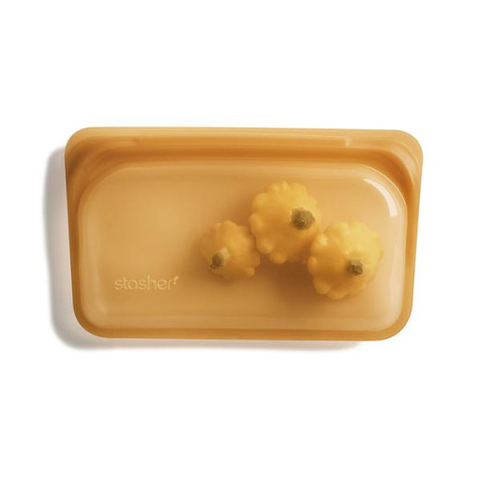 Stasher Snack Bag, Honey