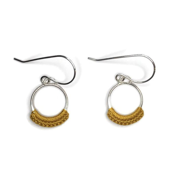 Chica Hoops, Silver