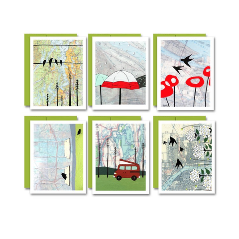 Northwest Notecard Set