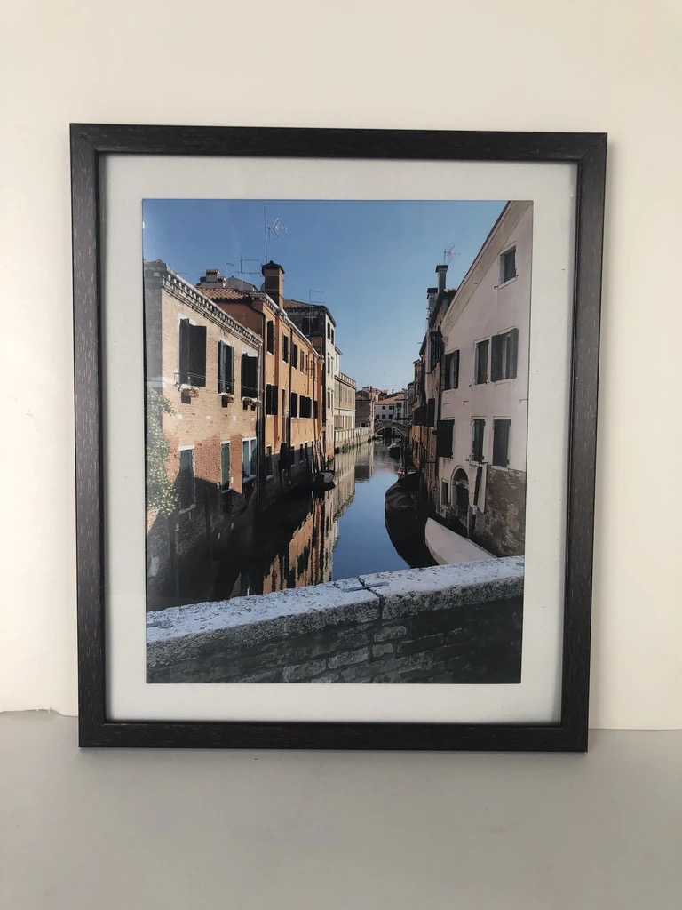 View from the Brick Bridge, Framed Photograph