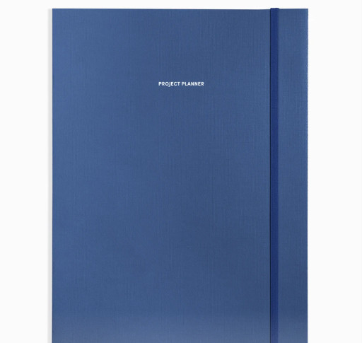Project Planner, Blue