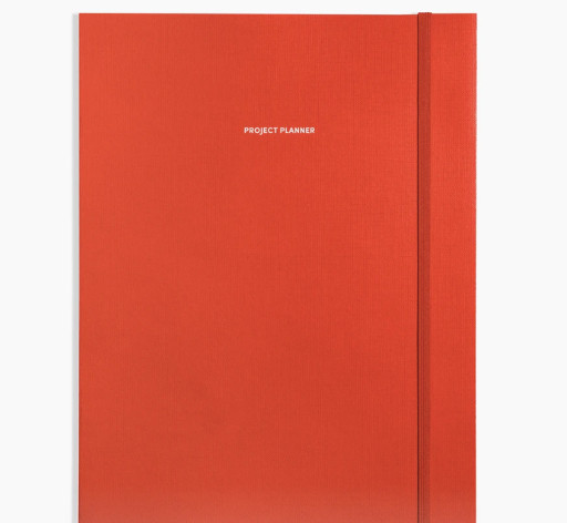 Project Planner, Red