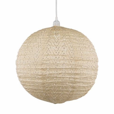 Stella Nova Indoor / Outdoor Pendant Light - Pearl