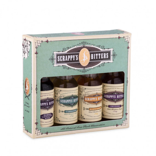 Scrappy's Bitters Gift Set, New Classic