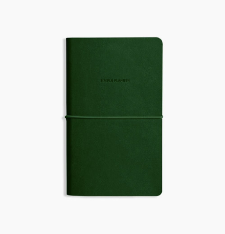 Simple Planner, Green