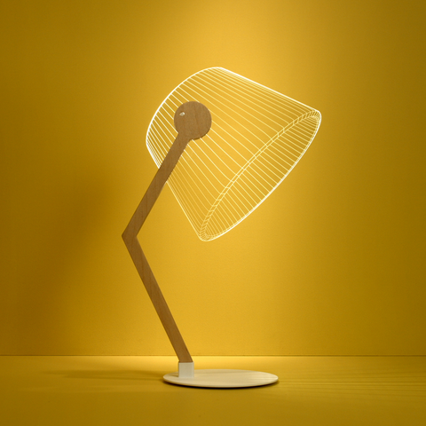 Ziggy Lamp by Studio Cheha