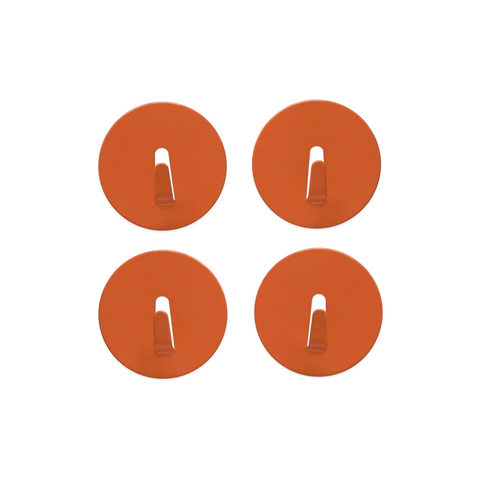 Magnet Hooks, Orange