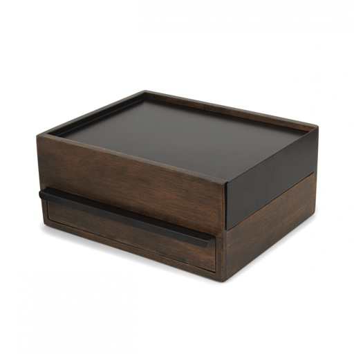 Jewelry Box, Large, Black