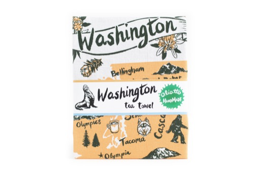 Washington Tea Towel