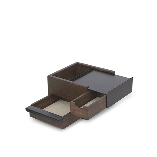 Jewelry Box, Mini, Black